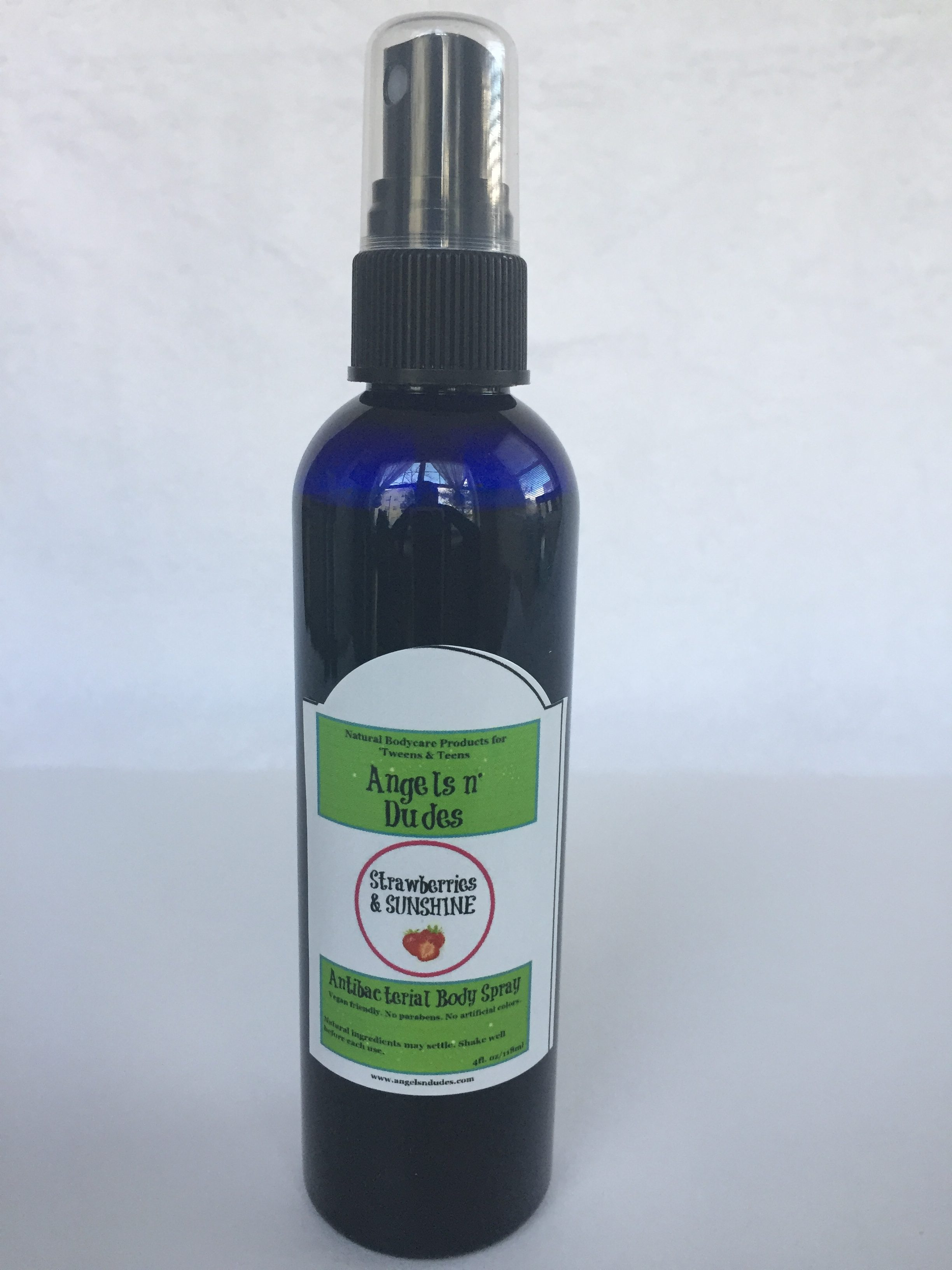 Antibacterial Body Spray