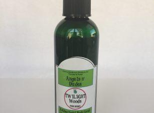 Natural Antibacterial Body Spray