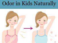 Body Odor in Kids