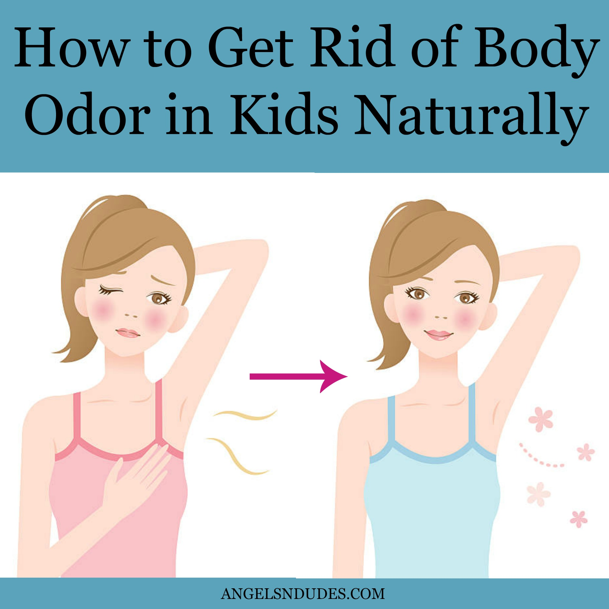 Body Odor in Kids