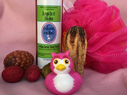 Kids Organic Body Wash