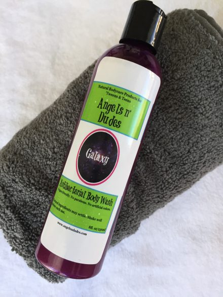 Antibacterial Body Odor Wash