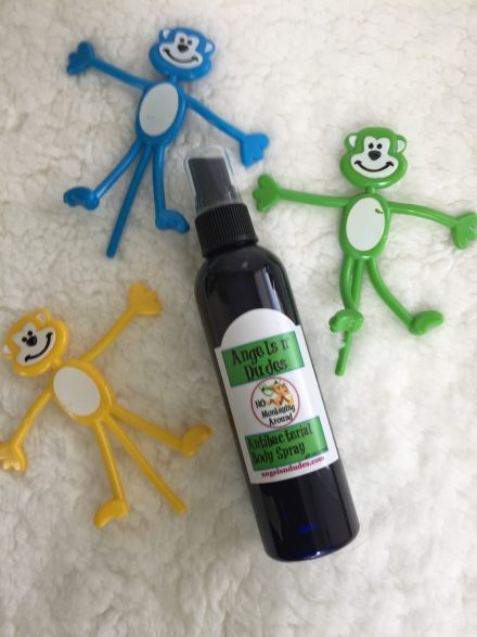 Deodorizing Body Spray