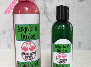 Antibacterial Shower Gel
