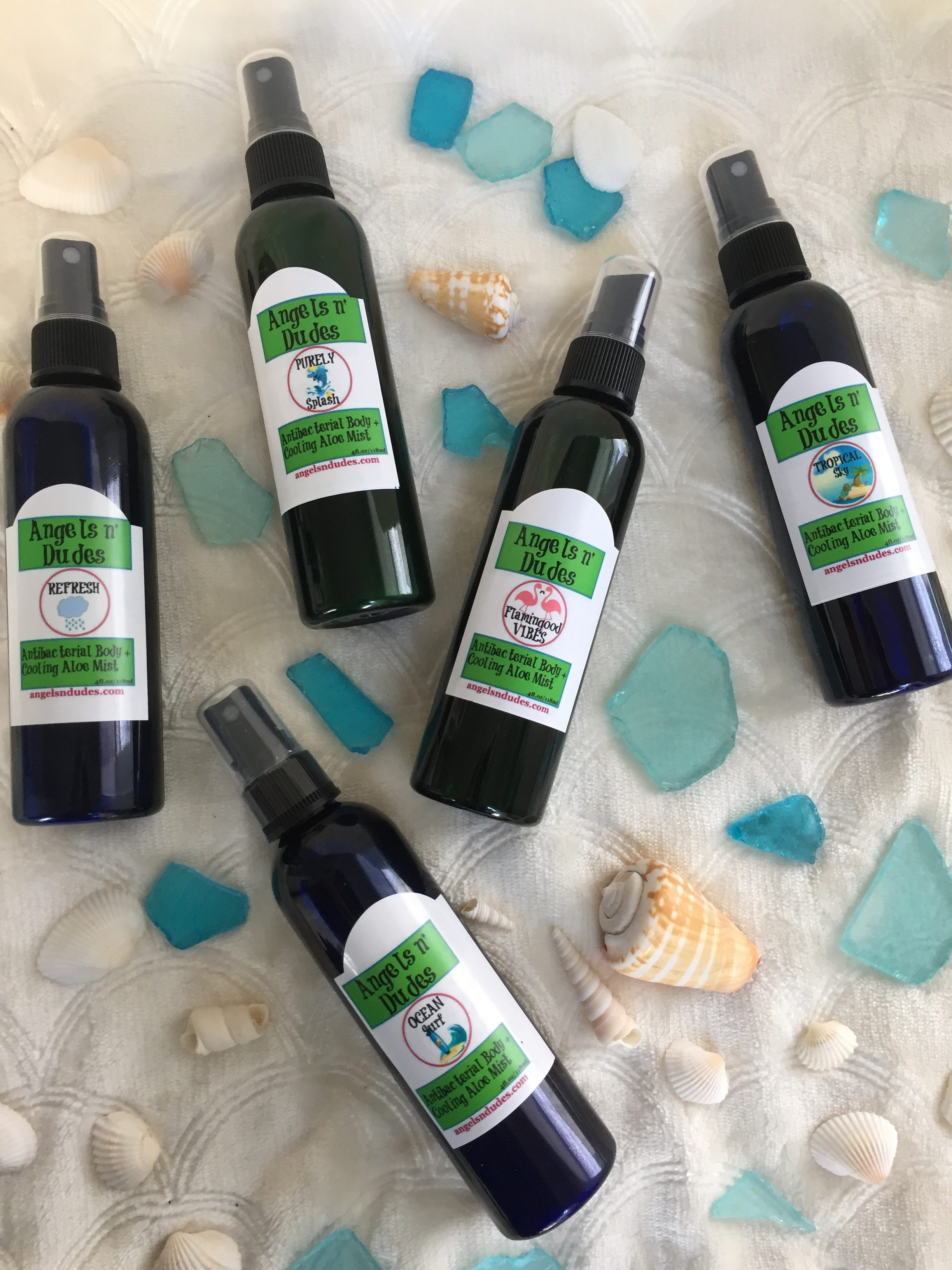 After-Sun Care Sprays