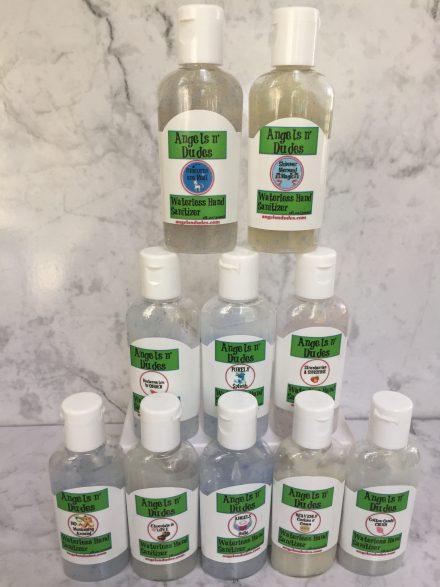 Waterless Hand Sanitizer