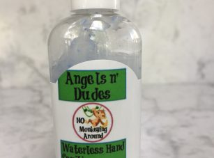 Waterless Hand Sanitizer