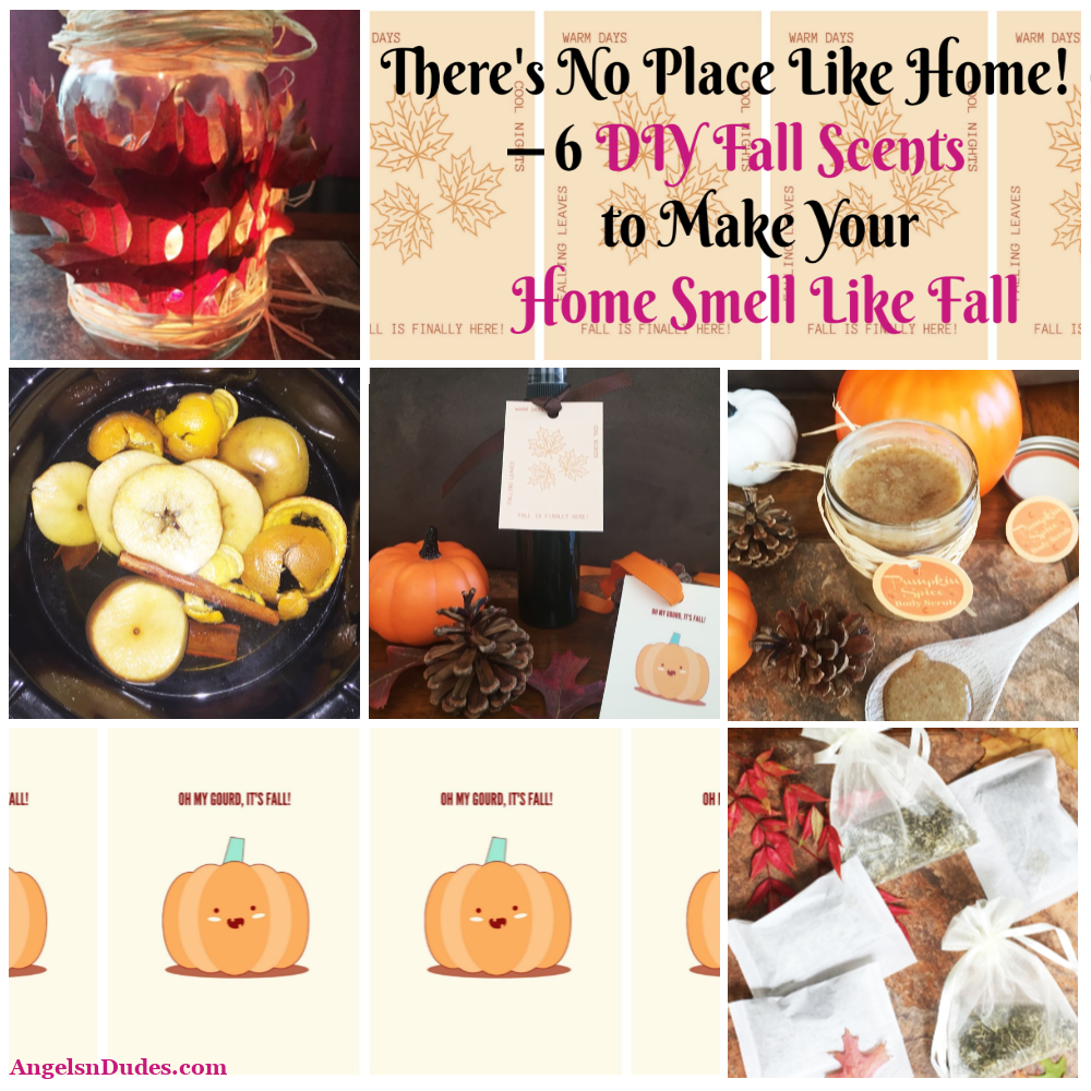 DIY Fall Scents