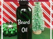 Woodsy Beard Oil