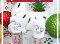 DIY Roll-On Perfume