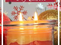 Scented DIY Candle