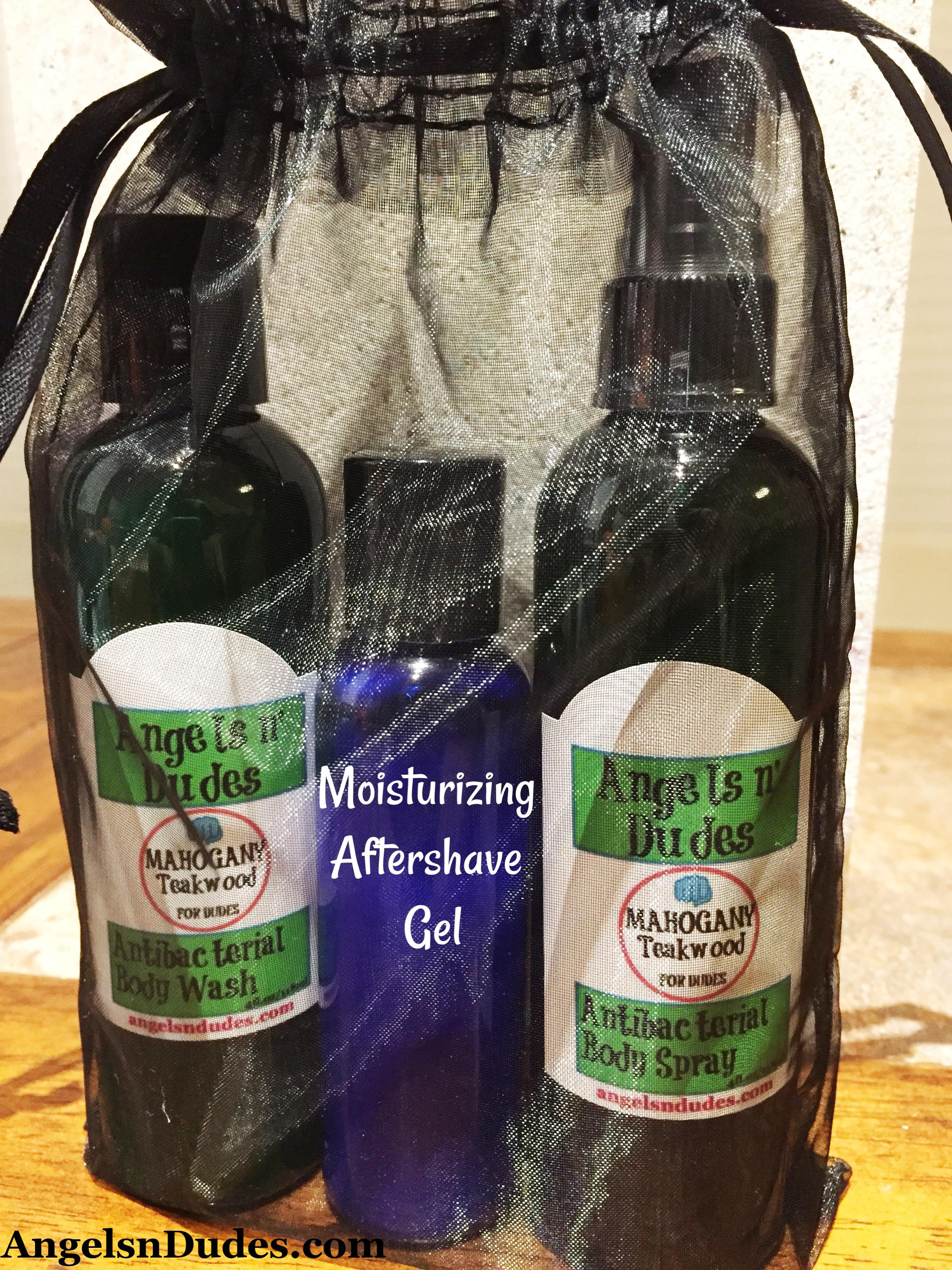 Aftershave Gel Recipe