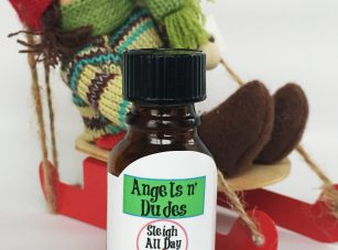 Mahogany Teakwood Fragrance Oil - Angels n Dudes