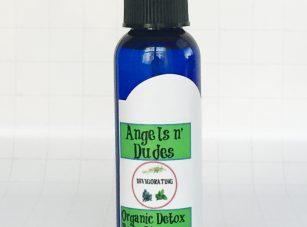 Organic Detox Body Oil