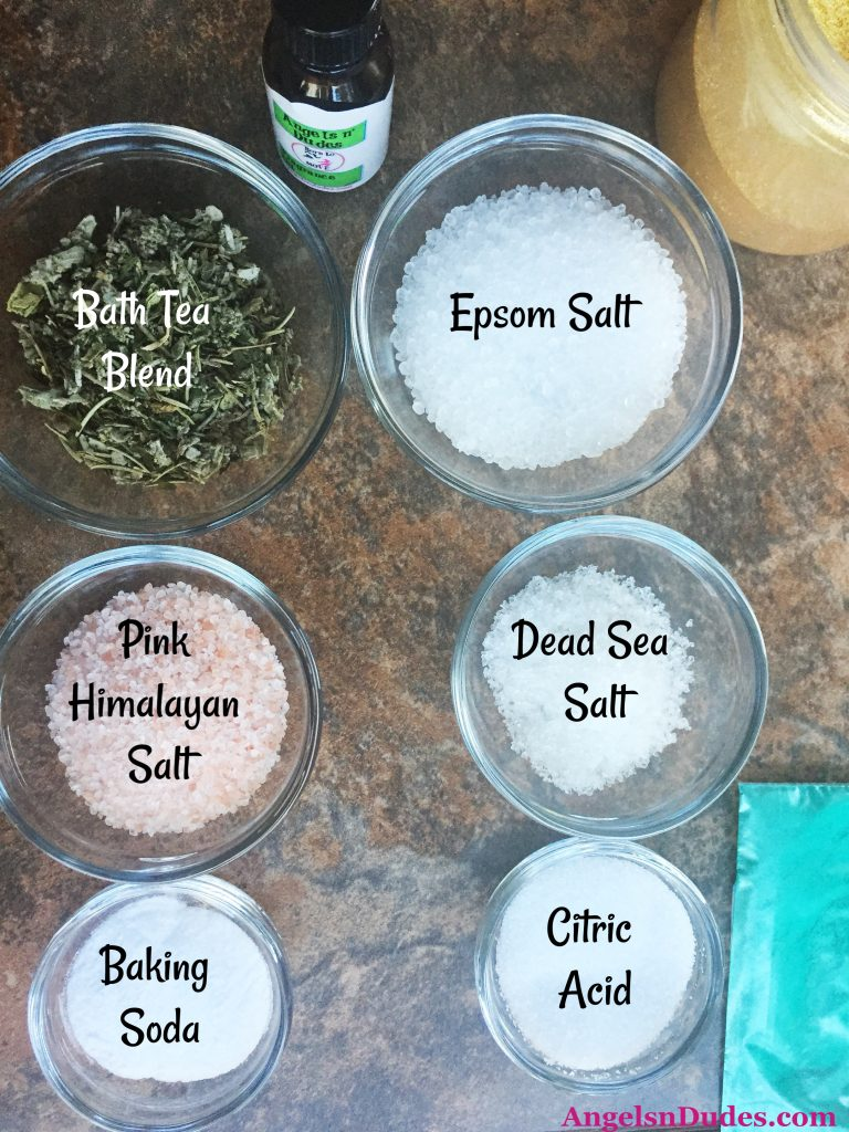 DIY Foot Soak