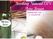 DIY Acne Serum