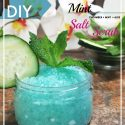 DIY Salt Scrub