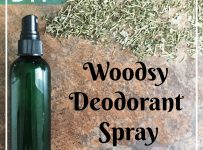 Natural Deodorant Spray