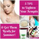 Lighten Armpits