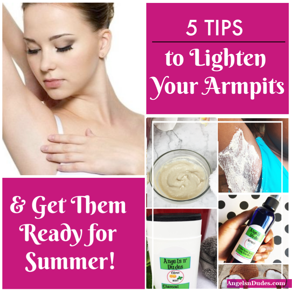 Lighten Armpits