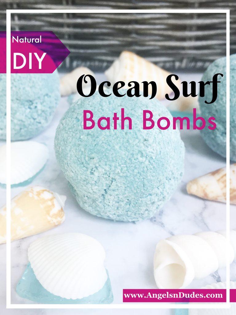 DIY Bath Bombs